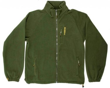 Navitas ntof100 Atlas Zip Fleece, Green